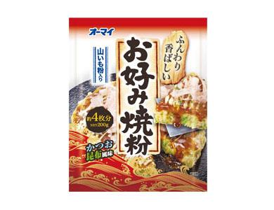 お好み焼きだけじゃない!?お好み焼き粉を使った美味しいレシピ5選のサムネイル画像
