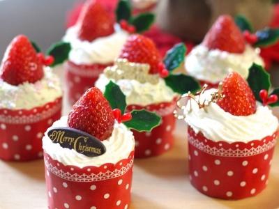 年に1日しかないXmas♡とびっきりな日は手作りクリスマスケーキ!のサムネイル画像