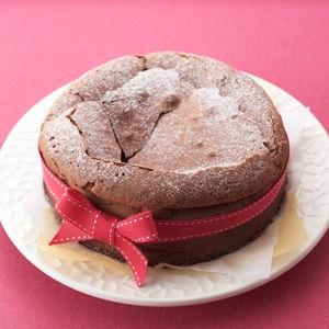 簡単!ホットケーキミックスで真似したくなるガトーショコラの作り方のサムネイル画像