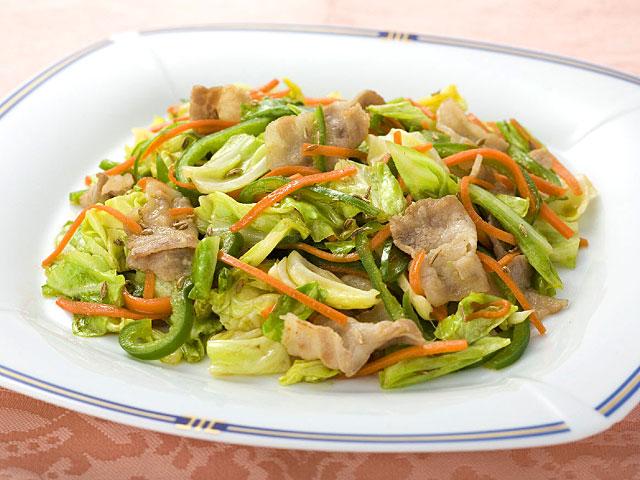いつもと違う野菜炒めを作ってみよう!美味しいレシピをご紹介♪のサムネイル画像