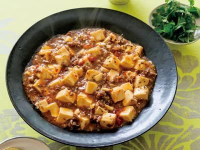 みんな大好き麻婆豆腐はアレンジ自由自在♪おすすめレシピ1+4選のサムネイル画像