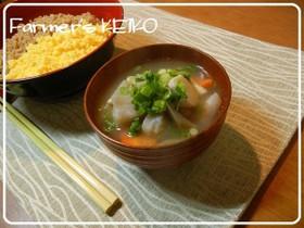 野菜たっぷり栄養満点★ほっこり♪けんちん汁の作り方5選♪のサムネイル画像