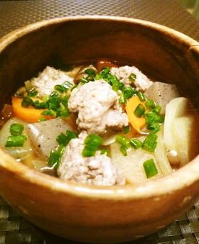 お魚でも!お肉でも!おいしいよね!つみれ汁のレシピをご紹介!のサムネイル画像
