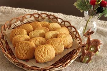 これなら誰も失敗知らず♪ホットケーキミックスで作るクッキーレシピのサムネイル画像