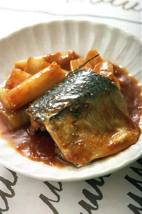 あなたはどっち?圧力鍋で作るor圧力鍋を使わない鯖の味噌煮のレシピのサムネイル画像