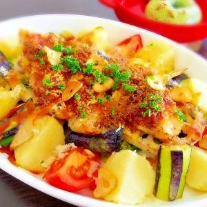たくさん摂りたい野菜!野菜メインのレシピで野菜を食べよう!のサムネイル画像