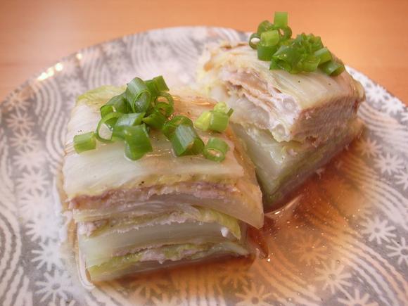 白菜と豚肉のレシピいろいろ!絶品おかずのおすすめレシピ5選のサムネイル画像