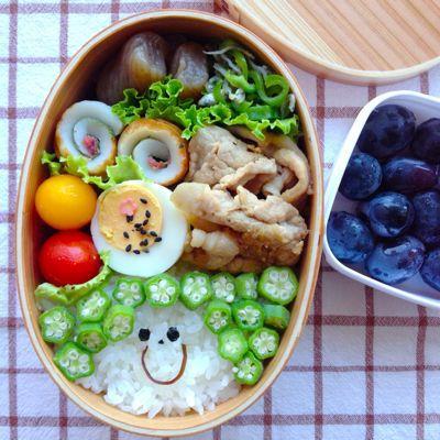 お弁当にあと一品!メインにもなるオクラのお弁当のおかずをご紹介のサムネイル画像