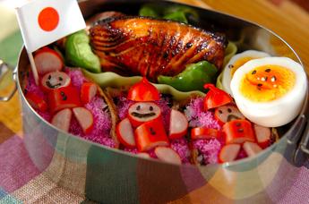 こんなお弁当が理想なの♡大人気♪お弁当に入ってたら嬉しいレシピ☆のサムネイル画像