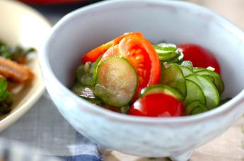 食欲のないときもおすすめ夏に食べたいさっぱり料理レシピ5選!!のサムネイル画像