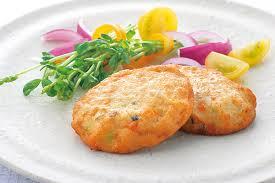 からだにもお財布にもやさしい鶏肉ハンバーグのレシピをご紹介!のサムネイル画像