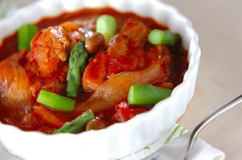 今日の晩ご飯に!鶏肉をさっぱり煮で頂くレシピを紹介します!のサムネイル画像