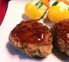 カロリーオフ!パン粉なしでも美味しく作れるハンバーグレシピまとめのサムネイル画像