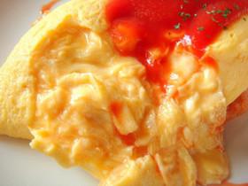 やっぱりオムライスの卵はとろとろで食べたい!その方法教えます♪のサムネイル画像