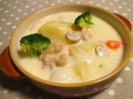 ビタミン、カリウム、栄養満点ブロッコリーを入れたシチュー特集のサムネイル画像