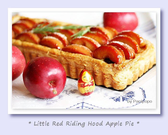 簡単!今日のおやつはアップルパイにしませんか?おすすめレシピのサムネイル画像