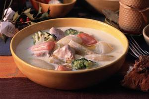栄養満点、おいしさ抜群!シチュー×ブロッコリーのレシピまとめのサムネイル画像
