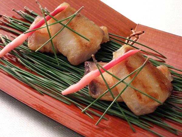 ほかほかご飯に香ばしい味噌の風味が絶品です。さわらの西京焼きのサムネイル画像