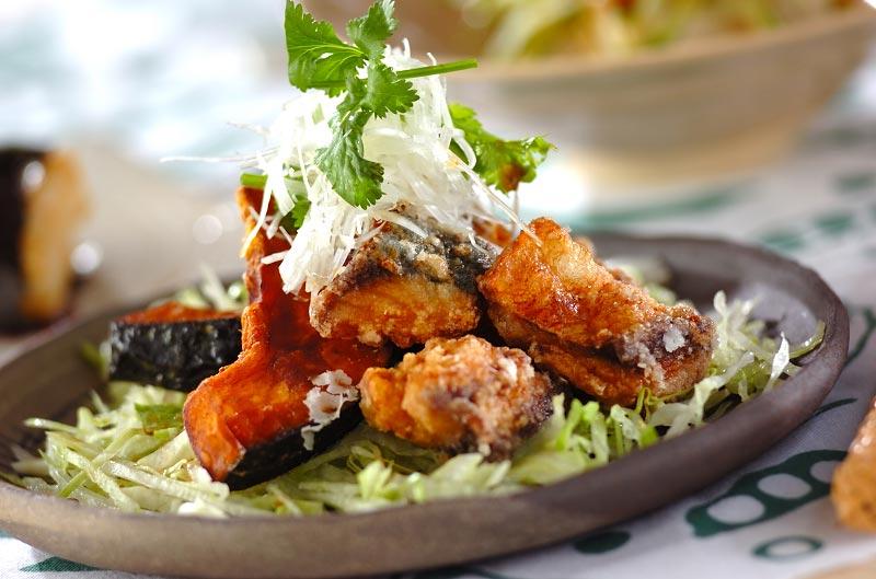 お弁当にもってこい!早速作りたいさばの竜田揚げの人気レシピ特集!のサムネイル画像