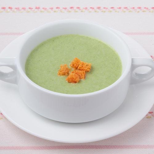 野菜嫌いさん必見!苦手克服☆美味しいほうれん草のポタージュのサムネイル画像