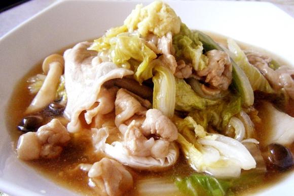 だるい体にビタミンたっぷり白菜と豚肉を使ったレシピ特集!のサムネイル画像