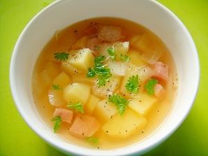 簡単。ヘルシー。おいしい。じゃがいもの美味スープレシピ5選のサムネイル画像