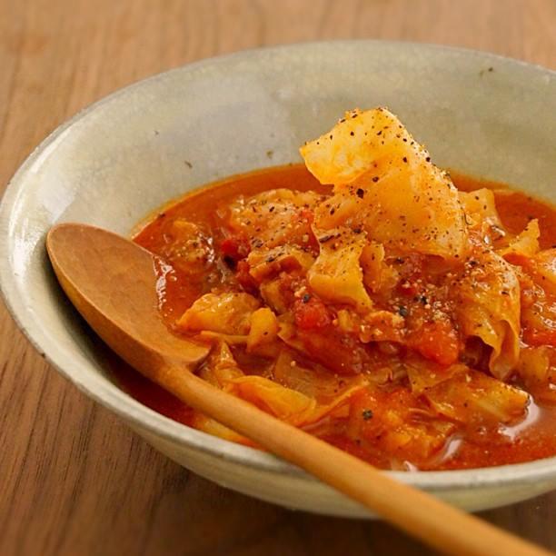炊飯器ひとつでできる料理も!鶏肉とキャベツを楽しむレシピです。のサムネイル画像