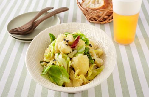 キャベツとじゃがいもでいつもの食卓に変化を!簡単レシピ5選のサムネイル画像