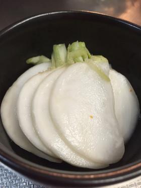 さっぱり美味しい!かぶの美味しい酢漬けレシピを集めました☆のサムネイル画像