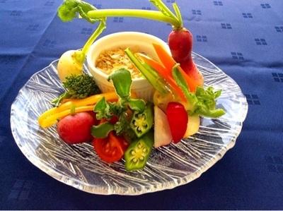 おしゃれなバーニャカウダ。その食べ方はこんなにたくさん!!のサムネイル画像