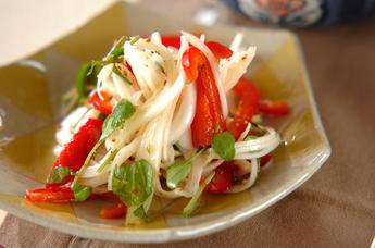 コレを食べて夏バテ防止!おすすめ具だくさんマリネのレシピ5選のサムネイル画像