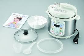 「電気圧力鍋」が便利すぎてハマる!電気圧力鍋を使った絶品レシピ♪のサムネイル画像