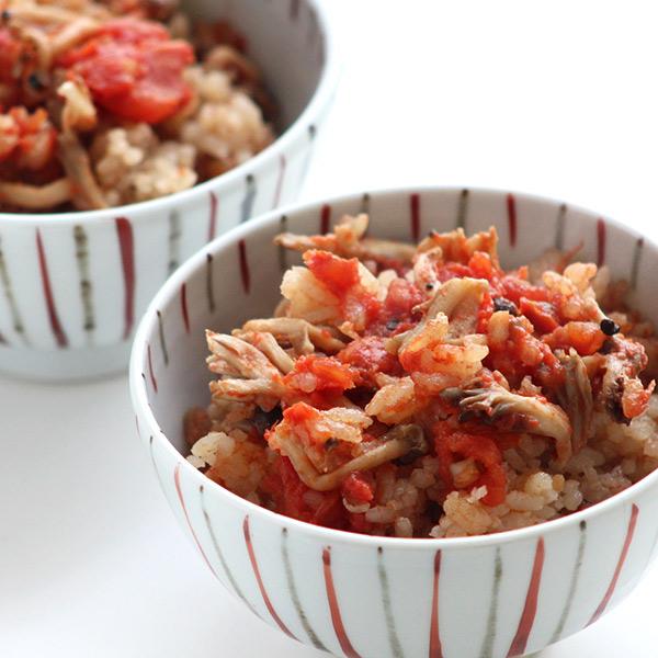 おかず要らずの美味しい具だくさん炊き込みご飯のおすすめレシピ5選のサムネイル画像