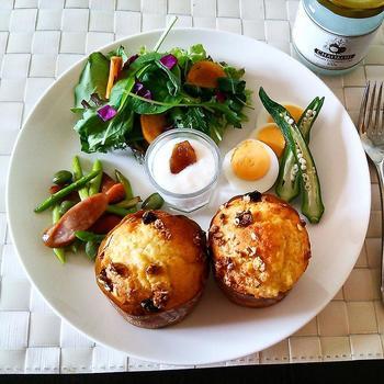 朝ごはんをしっかり食べよう!忙しい朝におすすめのおかずレシピ5選のサムネイル画像