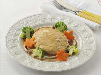 ヘルシーなのに食べ応え抜群!豆腐ハンバーグの絶品レシピ5選のサムネイル画像