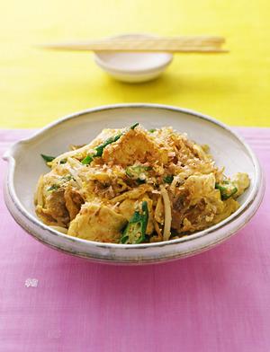 しっかり食感だから美味しい!木綿豆腐ならではのレシピをご紹介!のサムネイル画像