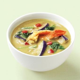カレー好きの方必見!本格的なグリーンカレーの簡単レシピ5選のサムネイル画像