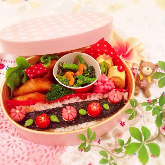キャラ弁にぴったり!可愛くて簡単な、お弁当のおかずレシピまとめのサムネイル画像