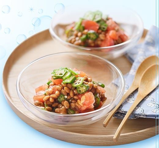 この料理で暑い夏を乗り切ろう!食欲がなくても食べられるレシピ特集のサムネイル画像