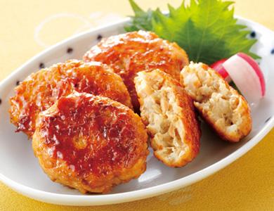 今月ピンチ!でも大丈夫!鶏ミンチを使った人気の節約メインレシピのサムネイル画像