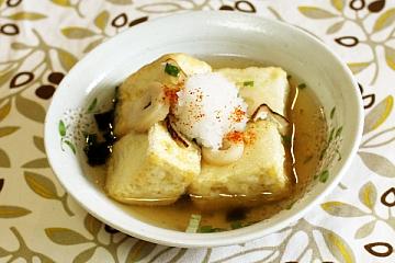 こんな使い方あったんだ!豆腐を使った簡単アレンジレシピ5選のサムネイル画像