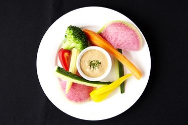 ホームパーティーにもぴったり!簡単に作れるディップレシピ!のサムネイル画像