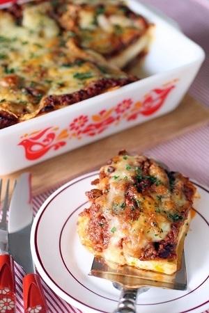 おもてなしだけじゃない、普段にも作りやすいラザニアレシピ!のサムネイル画像