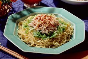 どんな時でもおいしくつるり!冷やし中華のオススメレシピ5選のサムネイル画像
