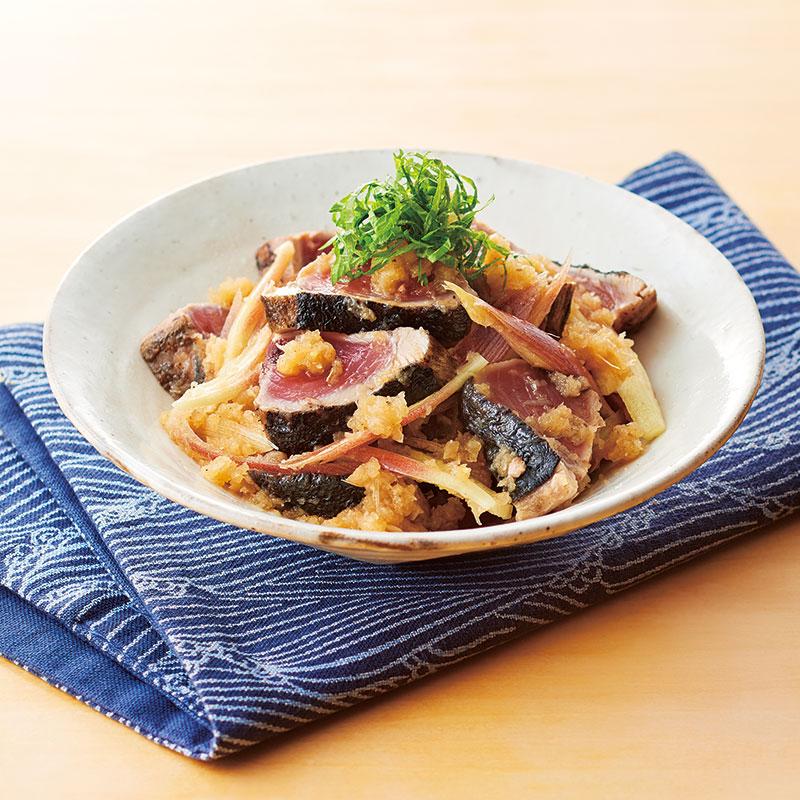初夏と初秋が旬!栄養たっぷりの鰹を使った晩御飯レシピまとめのサムネイル画像