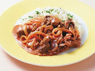 ビーフストロガノフを作りたい!簡単で美味しい褒められレシピ集のサムネイル画像
