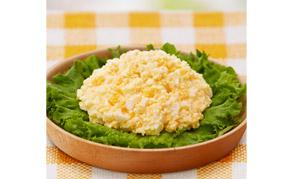 電子レンジで簡単に卵サラダ!ちょっと一手間でボリューム満点レシピのサムネイル画像