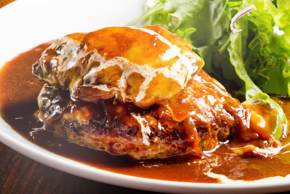 今日は何味⁇気分で変える人気のハンバーグソースレシピまとめ♪のサムネイル画像