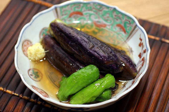 なすをおいしく食べるには?なすを使った煮びたしのレシピ5選!!のサムネイル画像