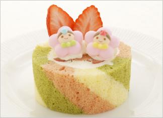 女の子にとって大切な行事♡ひな祭りにピッタリのケーキレシピ集♪のサムネイル画像